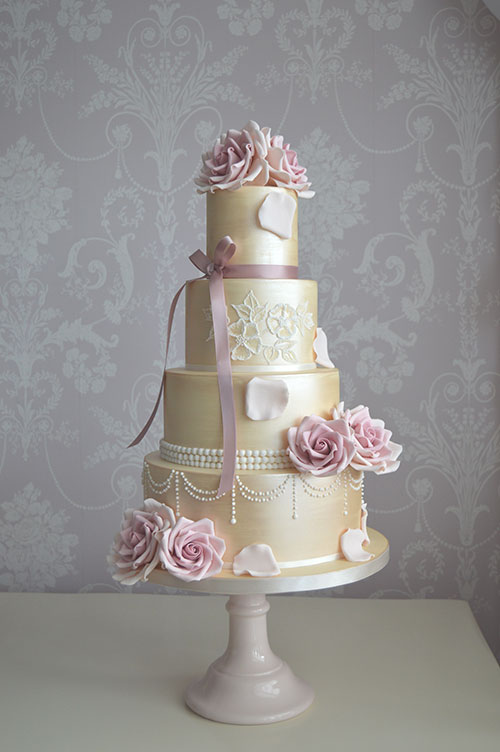 hedon hull wedding cakes