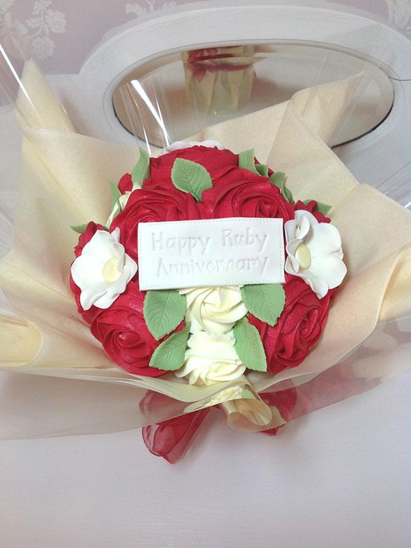 cupcake bouquet hull