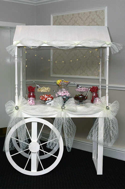 Hull Candy Cart