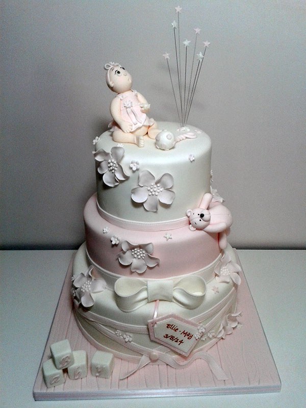 Christening cakes East yorkshire