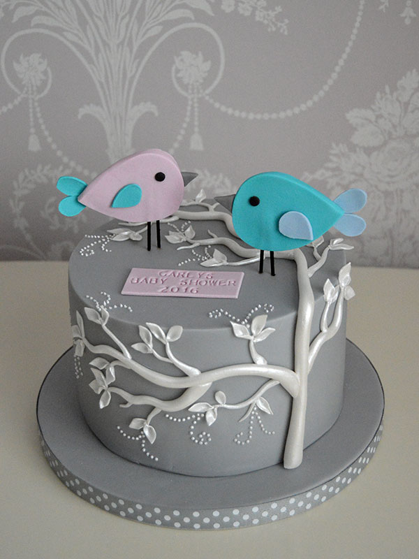 Baby Shower cakes East Yorkshire