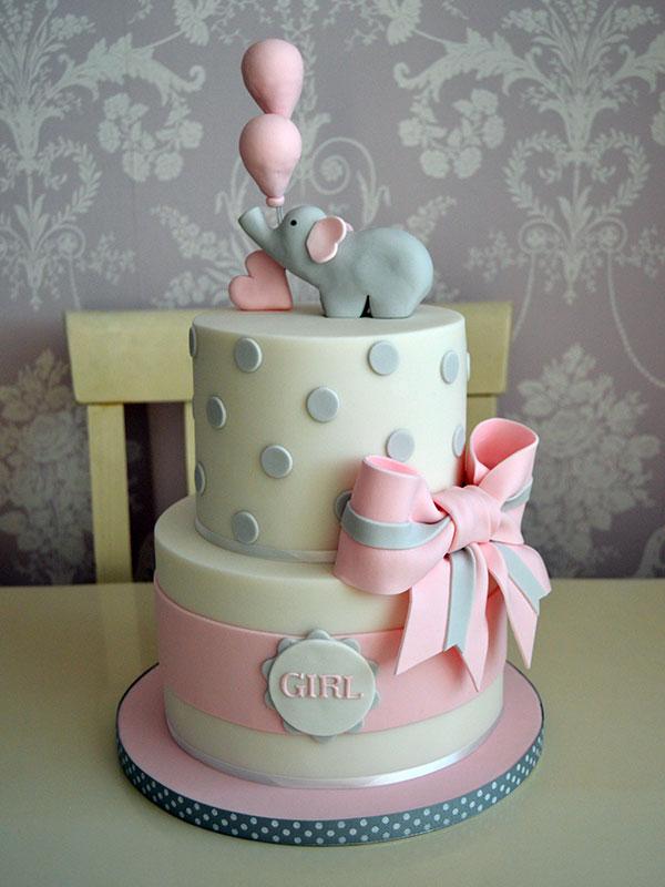 Baby girl cakes Hull