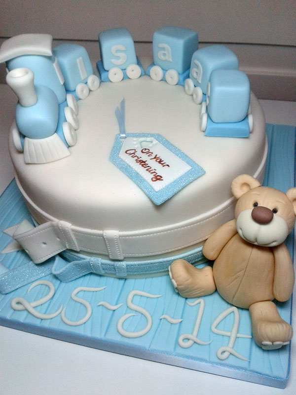 Baby Boy cakes Hull