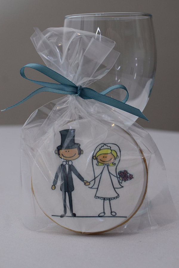 wedding favour biscuits Hull