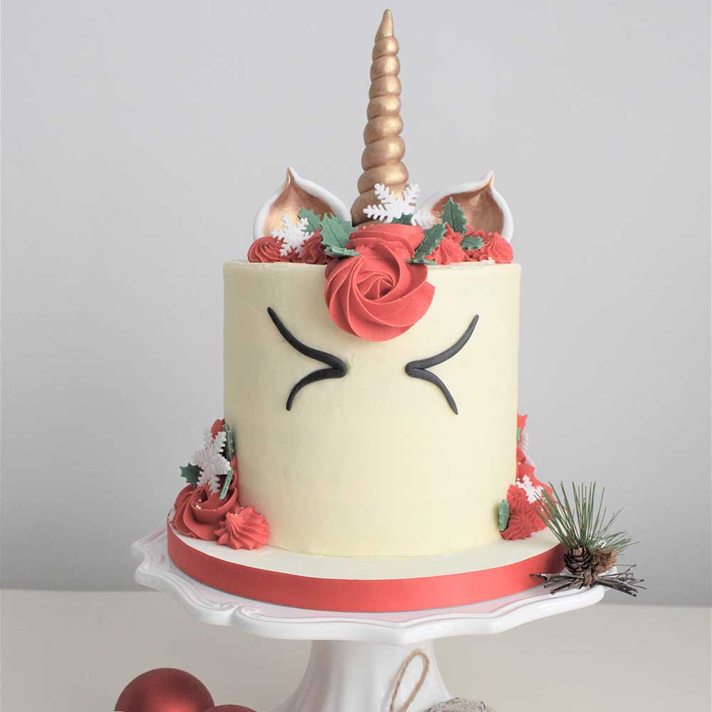 Christmas cake classes Hull